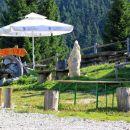 na izhodišču: alpski vrt na golteh