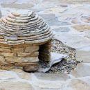 miniaturna istrska pastirska hiška