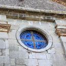okno cerkve
