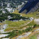 pogled s srenjskega prevala na dolino za viševnikom (zadn jezerc)