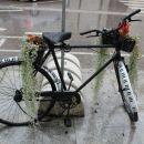 bicikel pred glasbeno šolo