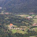 pogled na osilnico in kolpsko dolino
