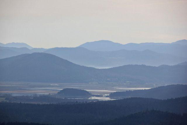 Cerkniško jezero ima trenutno zelo malo vode