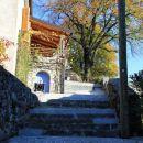 stopnišče proti cerkvi sv. marka