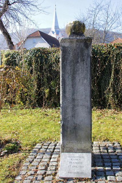 Pranger - sramotilni steber
