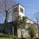sv. mihael na taboru, cerkev je stara preko 600 let...