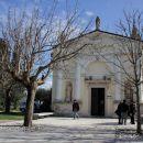 cerkev na strunjanskem hribu