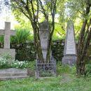 staro pokopališče župnikov