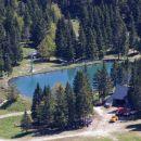 jezero za umetni sneg