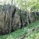 vstop v svet skalovja in gozda...