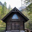 finžgarjeva kapelica na planini jasenje