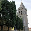 samostoječi zvonik v marezigah