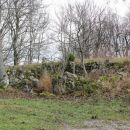 ruševine nekdanje domačije