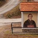 kapelica s portretom antona martina slomška