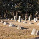 vojaško pokopališče v Črničah