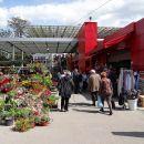 živopisna tržnica v Banja luki