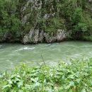 vožnja ob reki Vrbas