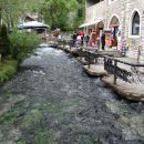 Travnik, slikovito mesto ob reki Lašvi, na pobočju planine Vlašić...