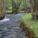 Izvir reke Bosne (vrelo Bosne)