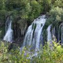 Slapovi Kravice na reki Trebižat so kot Plitvice v malem