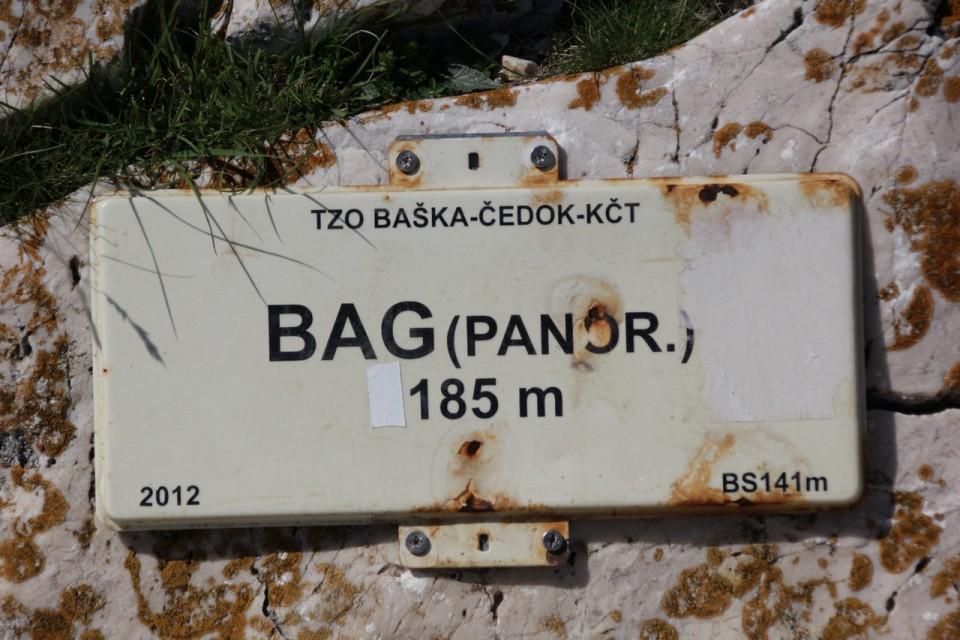 Baška-Bag - 14.5.2017 - foto povečava