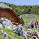 pastirska koča na belski planini