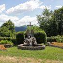 park ob cerkvi