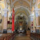 notranjost cerkev