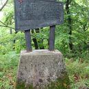 manjši spomenik pod Pugledom (Grosuplje)