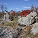 borojevićev prestol in spomenik iz 1. sv. vojne
