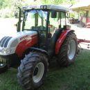 Traktorja Steyr kompakt in 8065